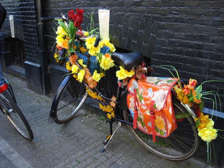 Bike in Amsterdam - Amsterdam