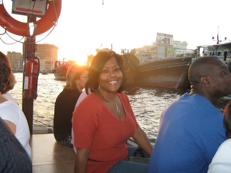 Boat Taxi Ride - Dubai