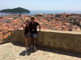 Dubrovnik Roof Top , Jose J - July 2016