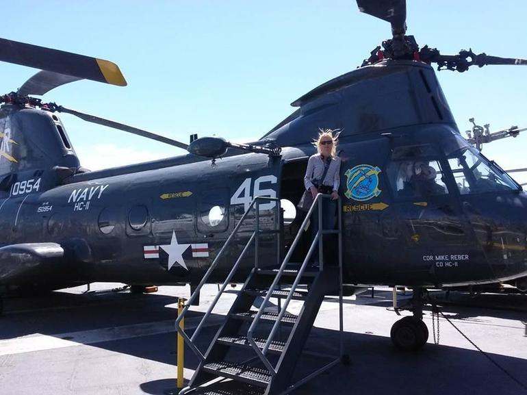 Helicoper - San Diego