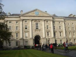 House of Wisdom, Trinity College, Krishnan Vaitheeswaran - October 2009