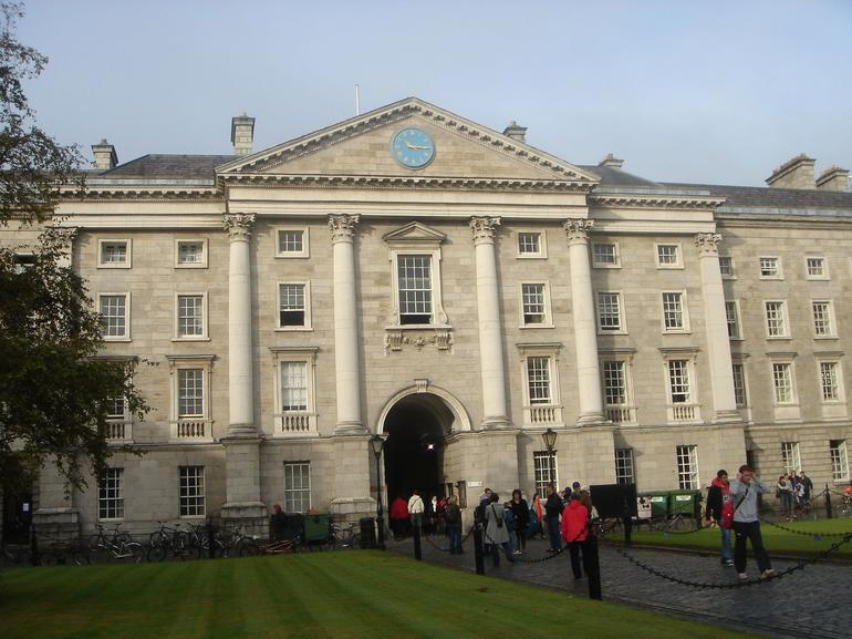 House of Wisdom, Trinity College -