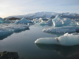 Glacier Lagoon-October , Alixson86 - November 2012