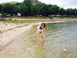 myself , HUIYING P - July 2014