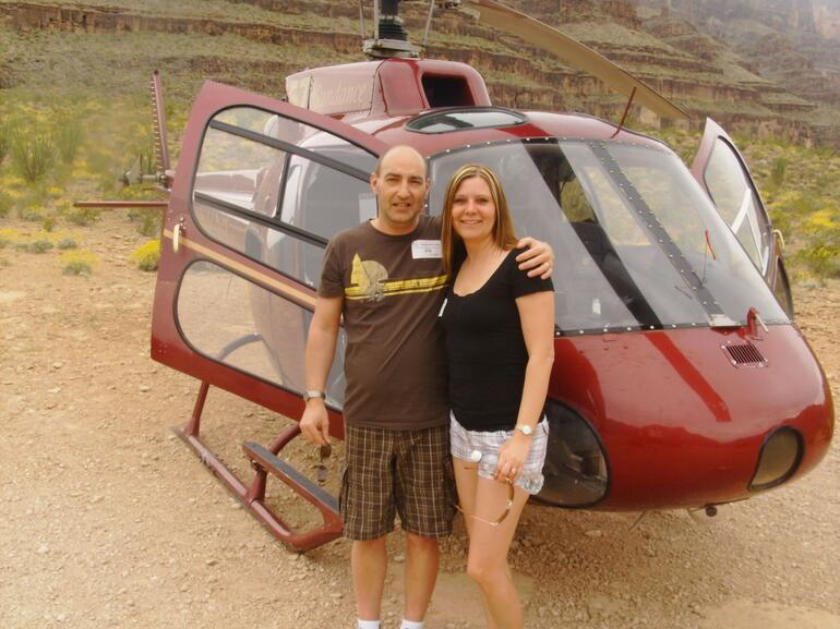 Jeff & Rebecca F. - Las Vegas