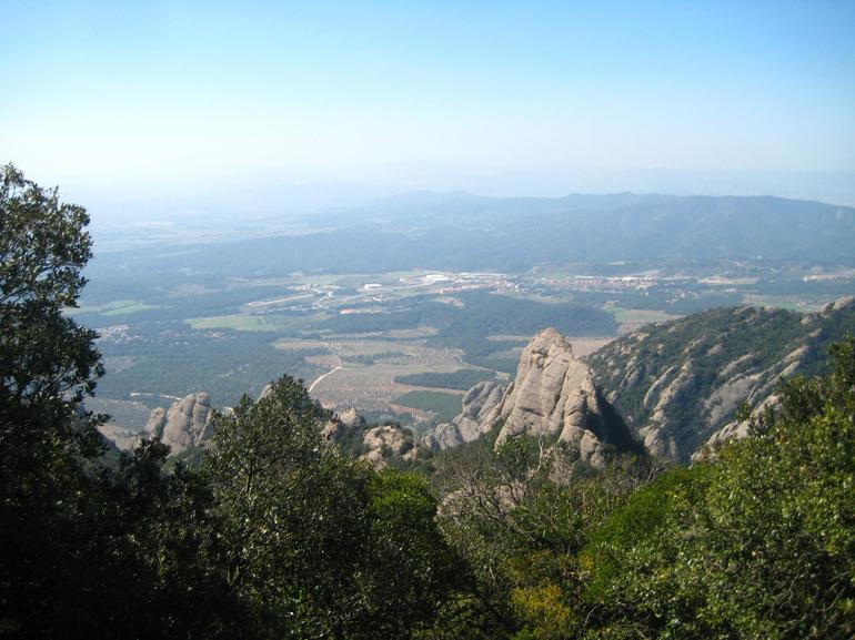 Monserrat VIew - Barcelona