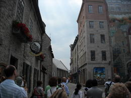 Quebec City , Michole G - July 2012