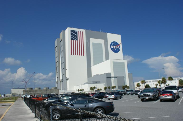 NASA Assembly Building - Orlando