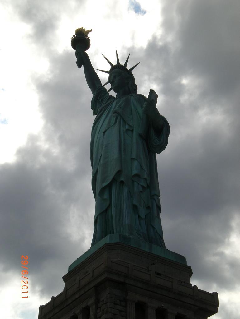 New York 2011 Statue of Liberty - New York City