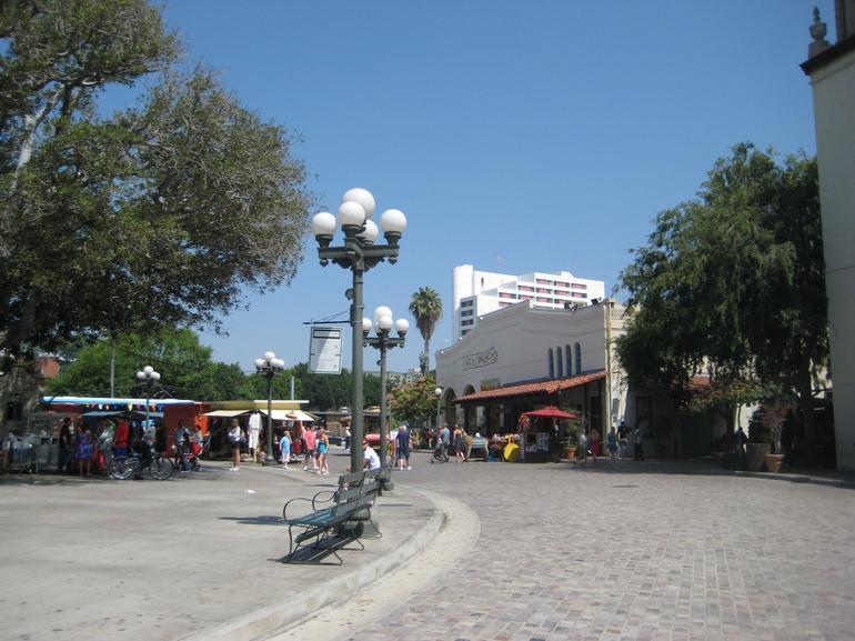 olive street - Anaheim & Buena Park
