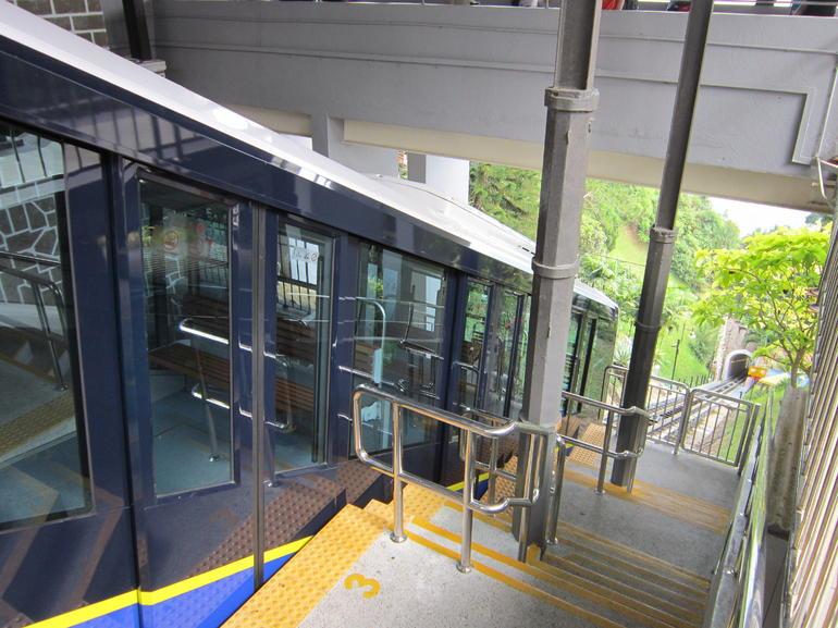 Penang Hill Railway - Penang