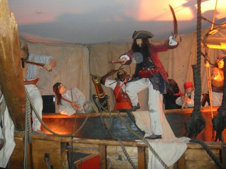 Pirate Museum - Nassau