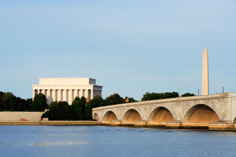 Potomac River view - Washington DC