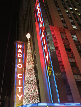 Radio City Hall, Patricia P - July 2015
