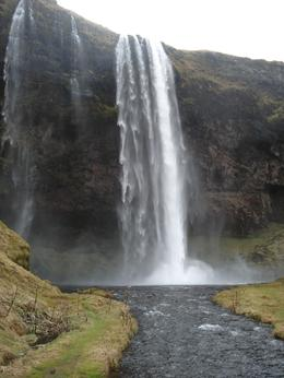 Pic of Seljalandsfoss. - November 2007