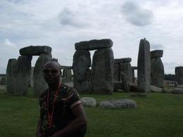 sur le site historique de stonehenge , adolfo n - August 2014