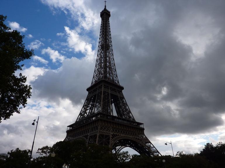 The Eiffel Tower... - Paris