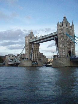Tower Bridge Fully Open, Heather T - October 2010