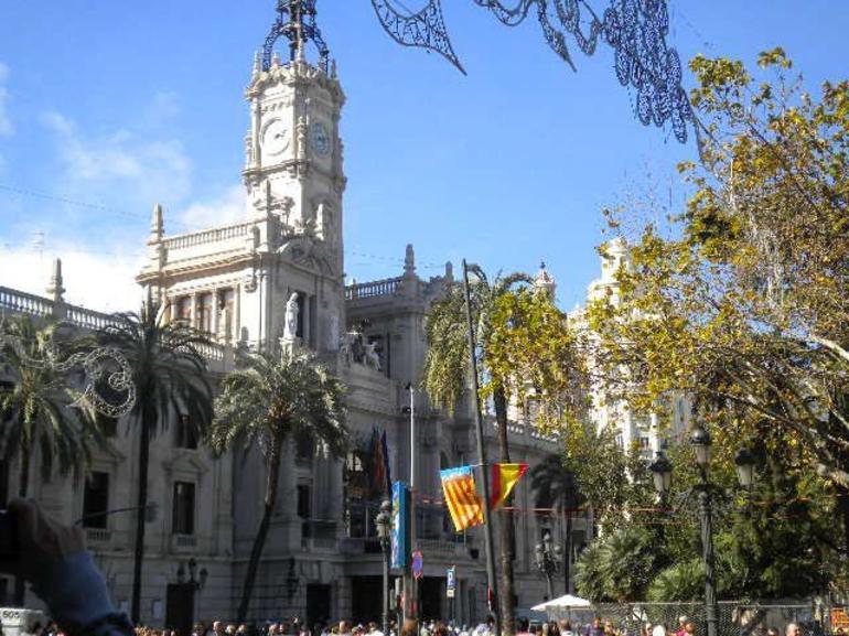 Valencia- Las Fallas - Valencia