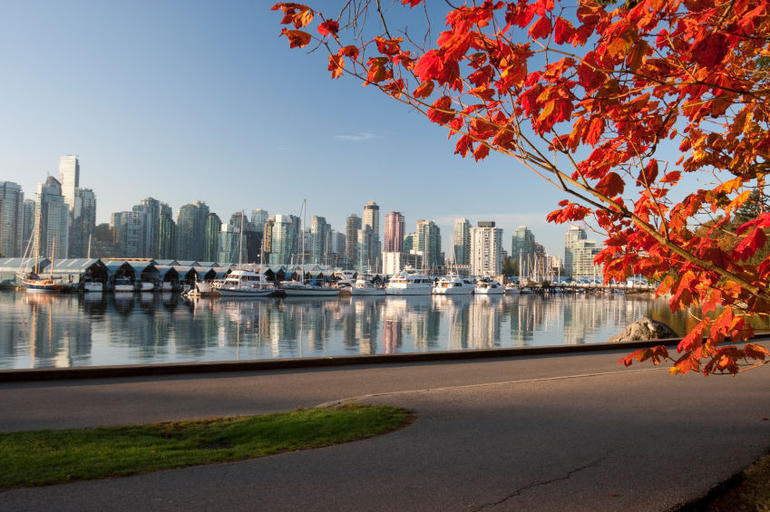 Vancouver Stanley Park - Vancouver