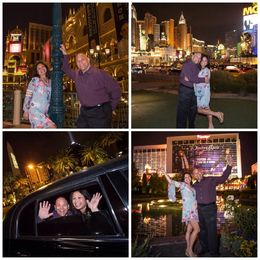 Celebrating our 10 year wedding anniversary Las Vegas style , MrsRobinson2 - May 2015