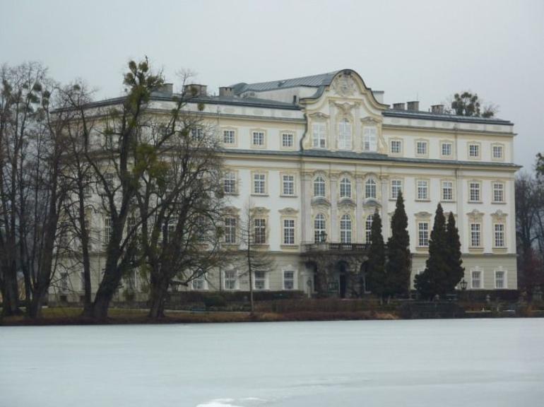 Von Trapp's house - Salzburg