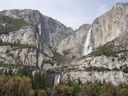 water fall, Yosemite Apr 17th 2014 , WISSAM K - April 2014
