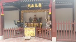 Temple in Chinatown , pstenhouse - October 2016