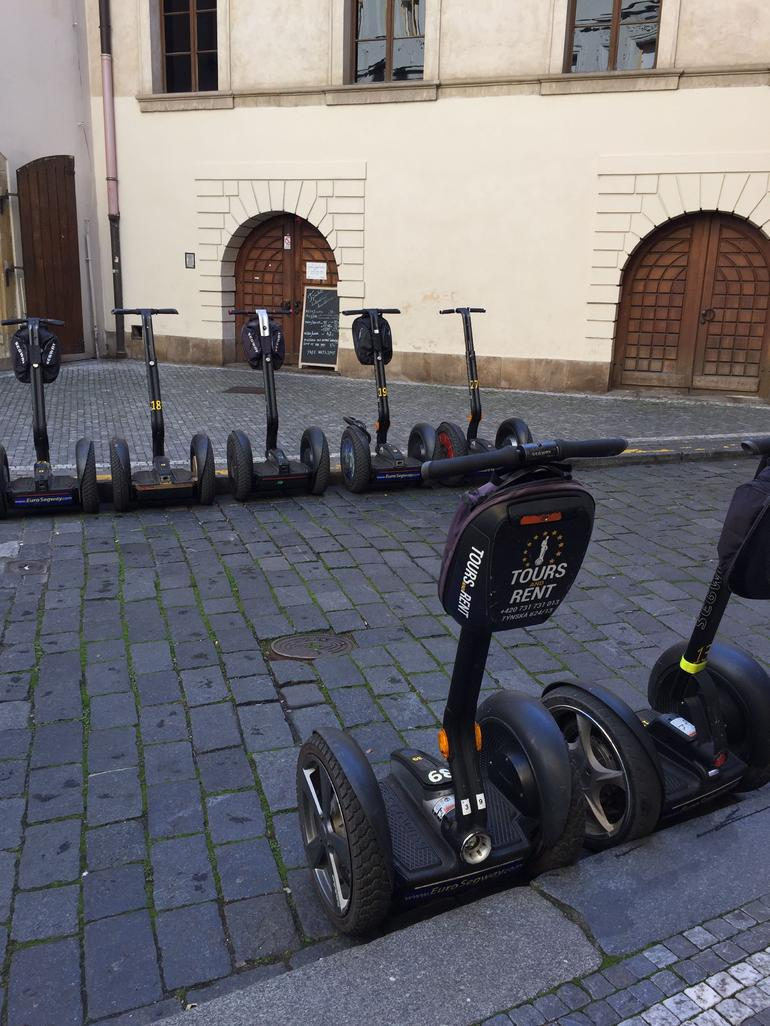 Segway Tour of Prague - Private 3-hour Grand Segway Tour photo 11