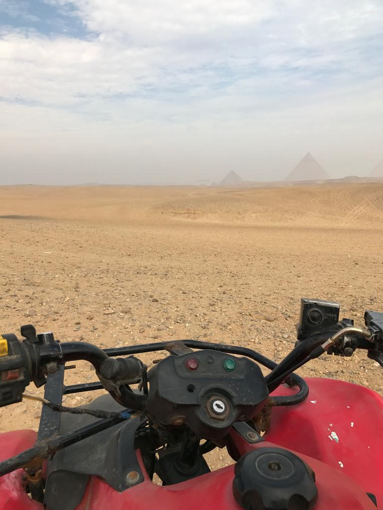 ATV Quad Bike Tour at Pyramids of Giza photo 9