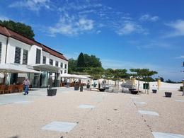 cafe outside abby , Alexandra E - July 2017
