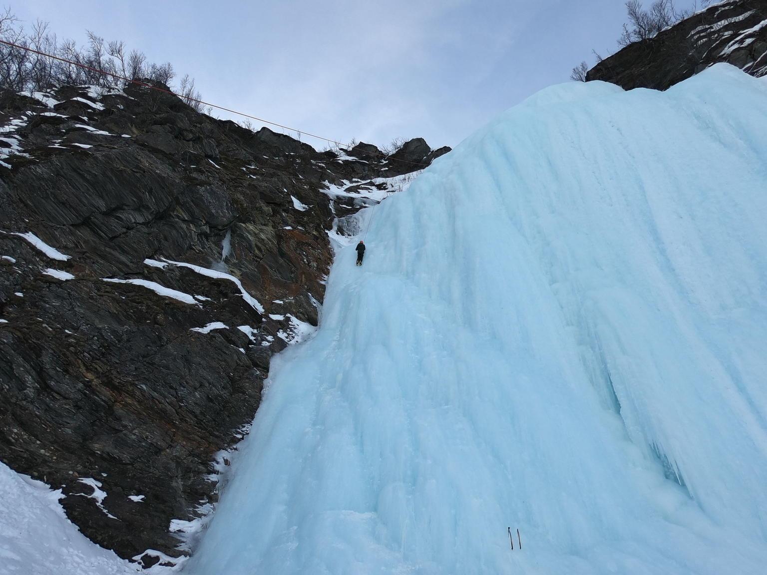 MÁS FOTOS, Ice Climbing for Beginners