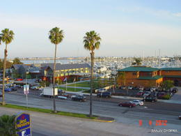 Bay View Area from my room Balcony-San Deigo , Tony - April 2012