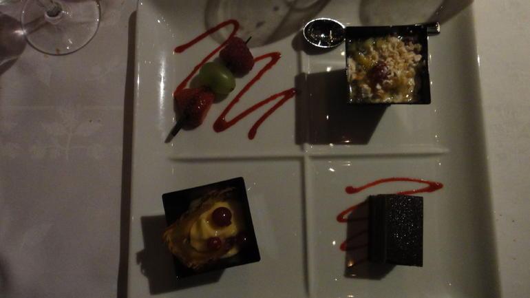 Dessert - Paris
