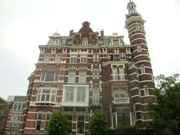 I loved the architecture of Amsterdam, Sharon M G - July 2010
