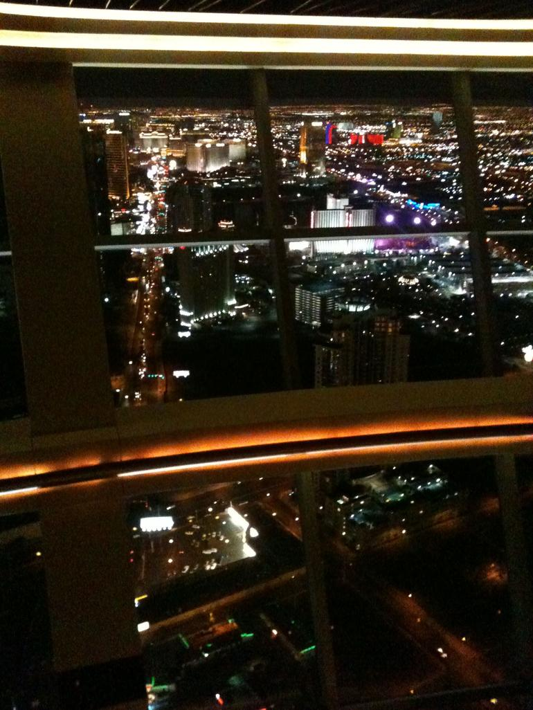 From the top - Las Vegas