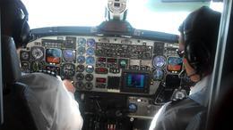 Cockpit - August 2011