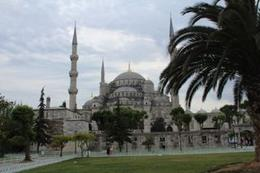 We saw the Topkapi Palace, Hagia Sophia, Blue Mosque, Grand Bazaar!, Bella AEM - September 2013