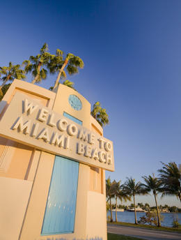 Welcome to Miami Beach - May 2011
