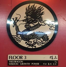 My boyfriend and I took the Chinatown Ghost Walking Tour and parked on the level named for us Dragons of the Chinese Zodiac both born in 1988 in the Portsmouth Parking Garage below a park where a..., tearsurfjoy - May 2016