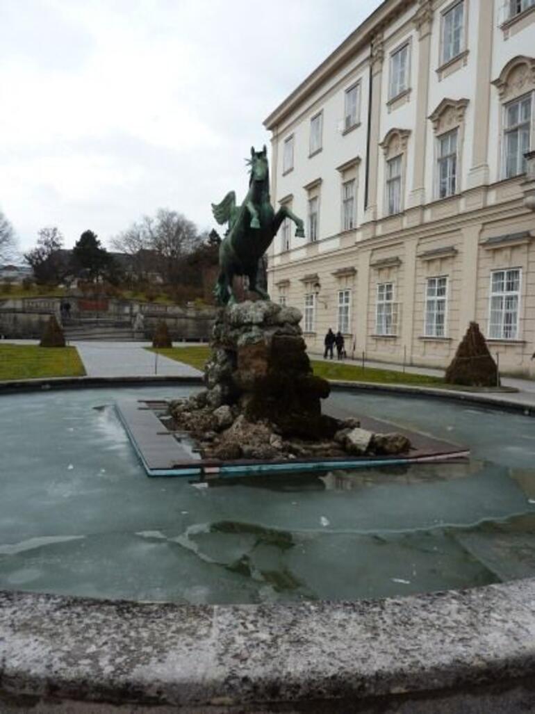Pegasus Horse - Salzburg