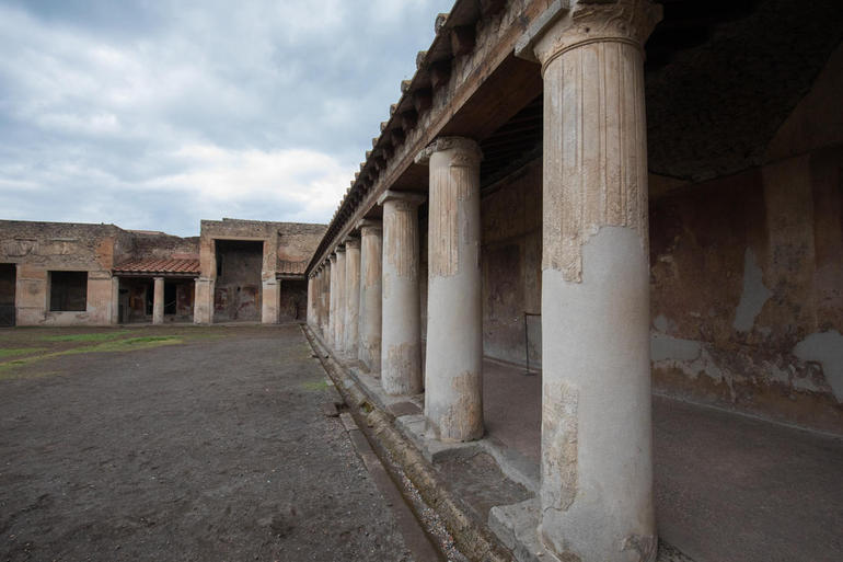 Pompeii Ruins & Mt Vesuvius Volcano with Lunch from Rome photo 19