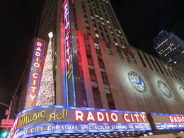 Radio City Music Hall, Patricia P - July 2015