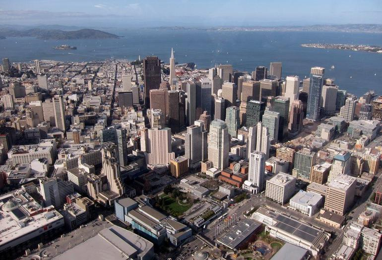 SF Downtown - San Francisco
