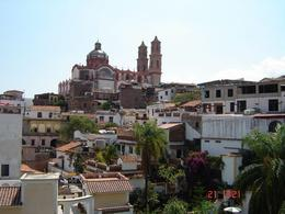 Taxco - view from the restaurant balcony., Olivia Z - April 2009