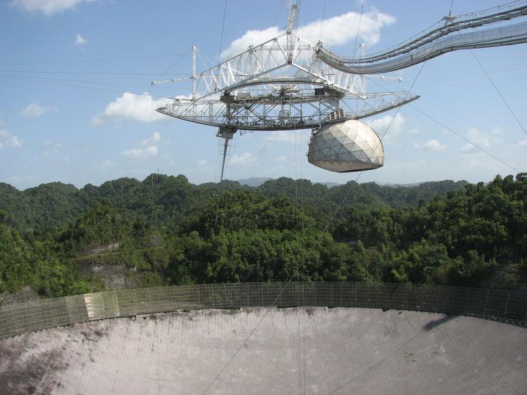 Telescope - San Juan