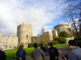 Just beginning our day with a tour of Windsor Castle, where our guide David got us there just a little before it opened so we could actually explore the village of Windsor and be first in line to ... , Terrin T - April 2014