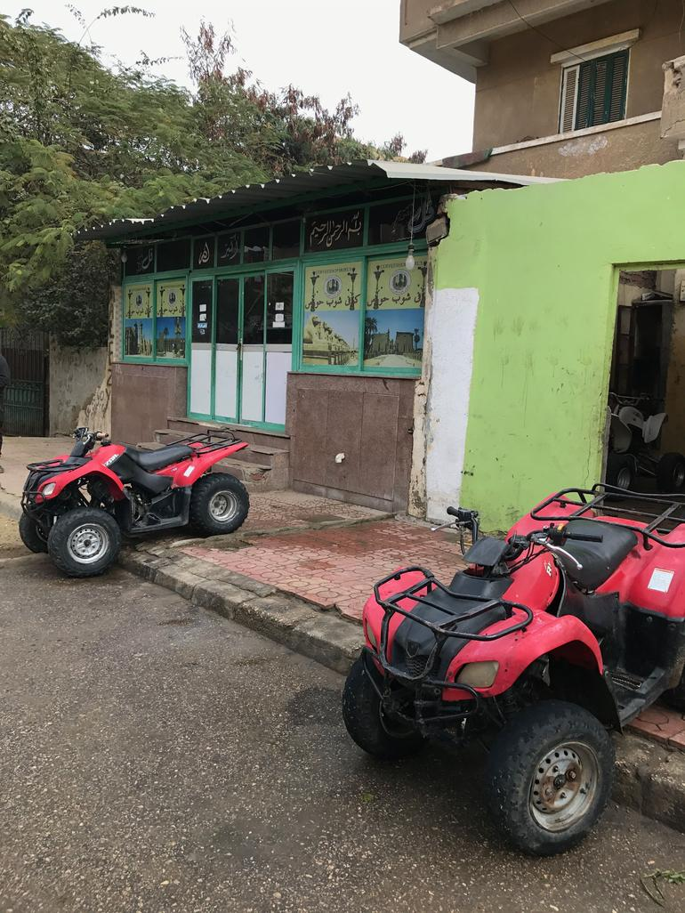 ATV Quad Bike Tour at Pyramids of Giza photo 8