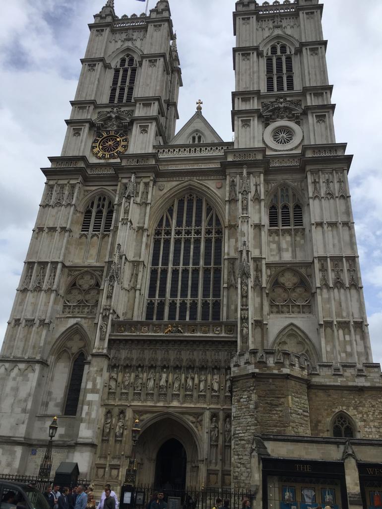 London Day Tour Including London Eye