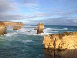 12 Apostles , Areeya - April 2016